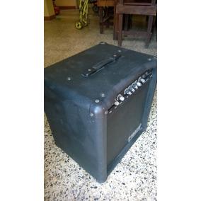 Amplificador De Bajo Create 25 W