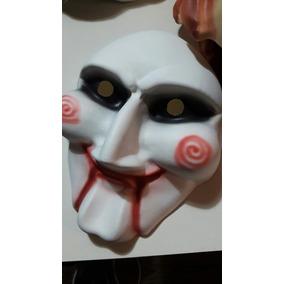 Mascara Saw Juego Del Miedo Terror Jodas Fiestas Cumples Obr