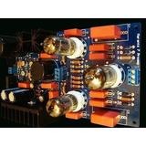 Ref Kit Diy Marantz 7c Tubo Pre Amplificador (2 Canales)