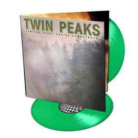 Soundtrack Twin Peaks Limited Event Vinilo 2 Lp Color Stock