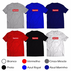 Camisa Camiseta Supreme, The Hundreds, adidas - Hip Hop