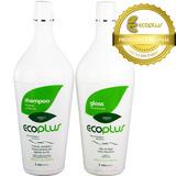 Ecoplus Kit Selagem Termica Gloss 2x1 L