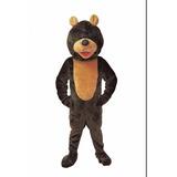 Fantasia Urso,animação,mascote,personagem,carreta Furacão