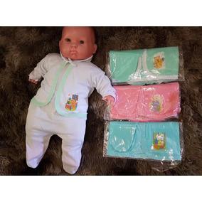 Conjunto Pagão Bebê Recém Nascido 100% Algodão Promoção