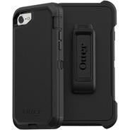 Otterbox Carcasa Defender iPhone SE 2020 Negro