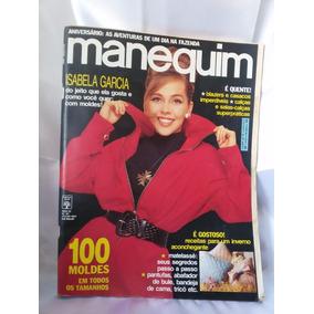 Antiga Revista Manequim- Capa Isabela Garcia- Nº 3227