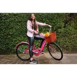 Bicicleta Topmega Flower R 26 Shimano Nexus 3v+ Led