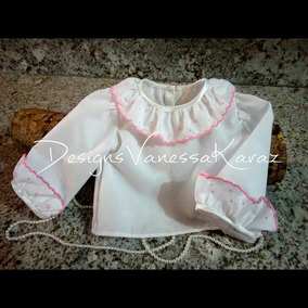 Camisa De Vestir Para Bebe Toda Ocasion Talla 0-3meses