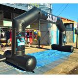Arco Inflable Portico Largada Marathon Alquiler