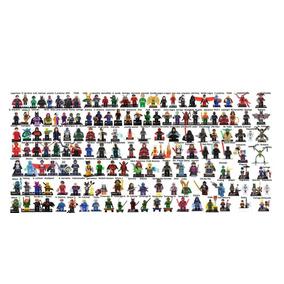 Lego Vilões Heróis Filme Vingadores Ninjago Mutantes Xmen