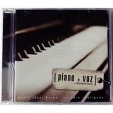 Cd Paulo César Baruk - Piano E Voz Amigos E Pertences