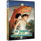 Dvd: Tumba De Las Luciernagas Studio Ghibli Hayao Miyazaki