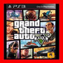 Gta 5 Grand Theft Auto V Ps3 Digital Oferta Caja Vecina