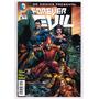 Forever Evil # 2 -dc Presenta - Editorial Televisa