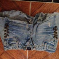 Shorts Última Moda