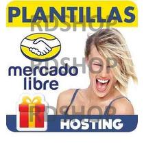 Plantillas Mercadolibre Editables Profesionales Hd + Regalos