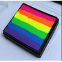 2 Arcoiris Rainbow Maquillaje Artistico Fluo Artelight F-61
