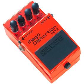 Pedal Para Guitarra Mega Distortion Md 2 - Boss
