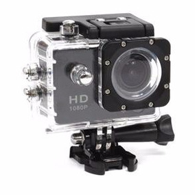 Câmera Filmadora - Hd Dv 720 P/ Sports Bike Moto
