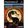 Mortal Combat Deception Juego Playstation 2 Ps2