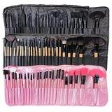 Brochas Maquillaje 24 Piezas Set Profesional Envio Gratis