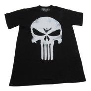Camisa Camiseta Masculina Justiceiro Frank Castle Punisher