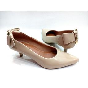 da62df21ce Bico Traseira Opala Feminino Scarpins - Sapatos no Mercado Livre Brasil