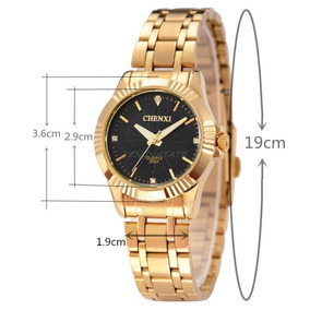320d0d3a843 Relogios Chenxi 050a - Relógios De Pulso no Mercado Livre Brasil