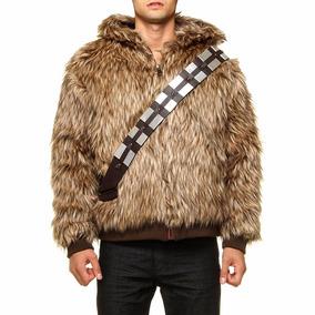 Blusa Chewbacca Star Wars Ecko Gg Reversível Melhor Preço!!!