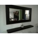 Espejo Con Repisa Aereas