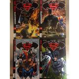 Lote De Revistas Batman - Superman Nros 1-2-3-6-7-10-11-12
