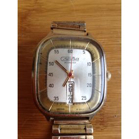 Raro Reloj Ruso Antiguo, Craba, Automático