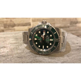 Rolex Submariner Hulk 41 Mm Steel