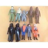 Lote Figuras Vintage Star Wars (arma Tu Paquete De 6)