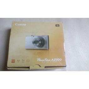 Camara Canon Powershot A2300