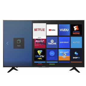 Lcd Sharp 55 Led Smart Tv Ultra Hd 4k