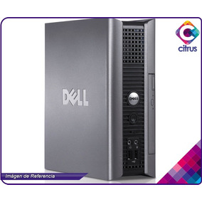 Computadora Dell Optiplex Core 2 Duo Mtor 17 Tec Y Mou