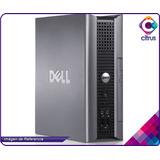 Computador Dell Optiplex Core 2 Duo (solo Cpu)
