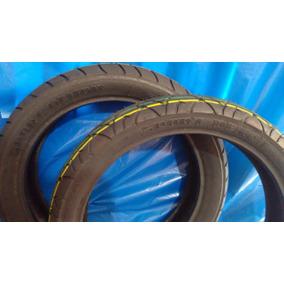 Pneu 110 70. 17 + 140 70. 17 Cb300 Cb500 Fazer Twister