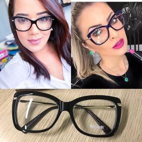 Óculos De Grau Quadrado Outras Marcas Minas Gerais Oculos - Óculos ... 3557ed5778