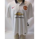 Camisa De Futebol Manchester United - Oficial - 2014/15 Away