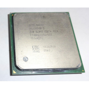 Procesador Intel Celeron D Socket 478