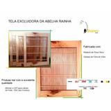 Tela Excluidora Apicultura - Produto Brasileiro