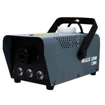Maquina De Humo 400w Blue Led Profesional Inalambrica
