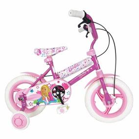 Bicicleta Unibike Barbie Rodado 12