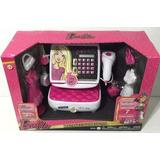 Caja Registradora Barbie Boutique Original Intek