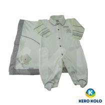 Kit Saida Maternidade Sonho Mágico Luxo Elegante Kero Kollo