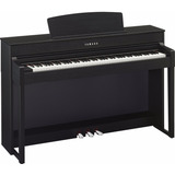 Piano Digital Yamaha Clp545b Clavinova Black