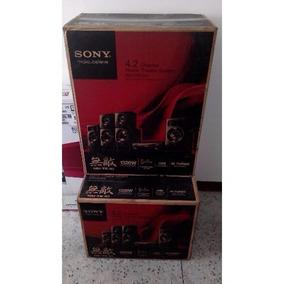 Home Theater Sony Muteki 4.2