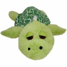 Tartaruga De Pelúcia Verde Grande - Foffylandia